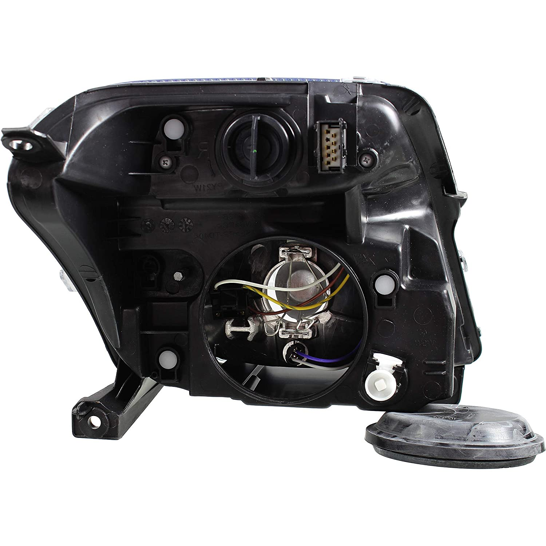 Stellmotoren Scheinwerfer Set Satz C2 JM Bj 03-08 Philips H4 inkl