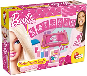 Lisciani Giochi - Peluca para disfraz de adulto Barbie (4282)