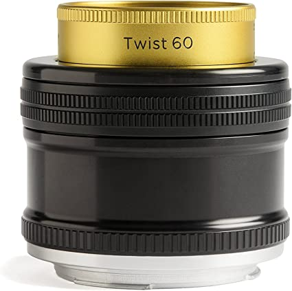 Lensbaby Lb 7n Twist 60 Optik Mit Gehäuse Für Anschluss Kamera