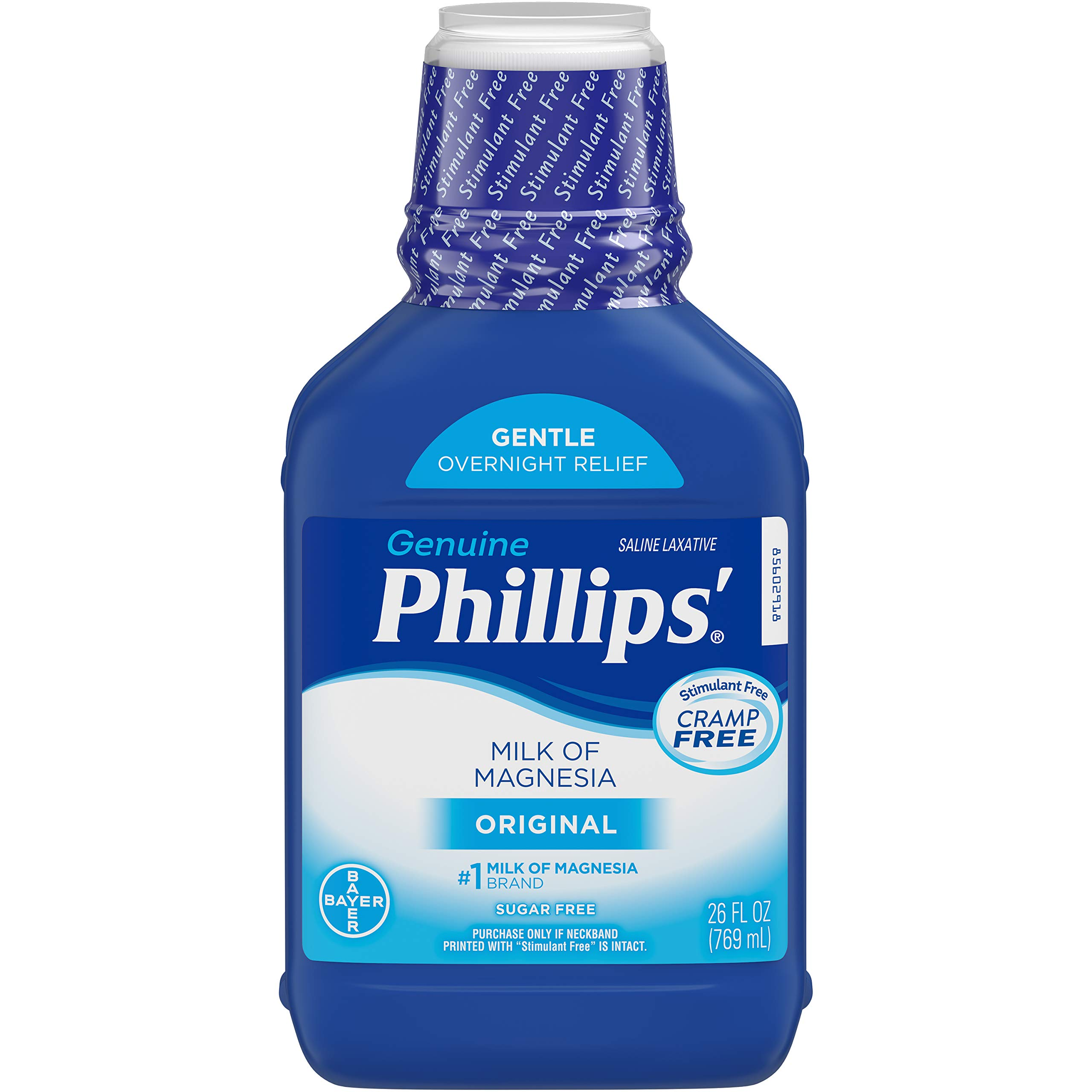 Phillips' Milk of Magnesia Original 26 oz (Pack of 3) by Phillips'