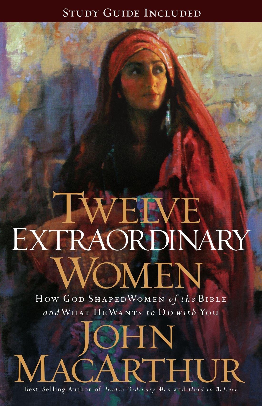 Twelve Extraordinary Women Shaped Bible product image
