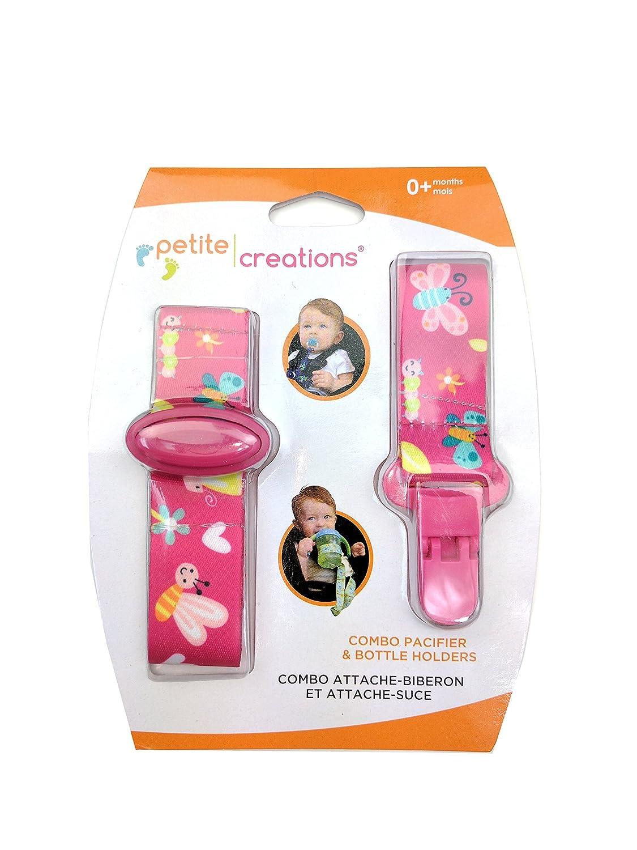 Amazon.com: Petite Creaciones Chupete & Soporte para botella ...