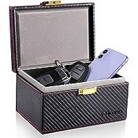 Deals on TICONN Faraday Box, Car Key Fob Protector