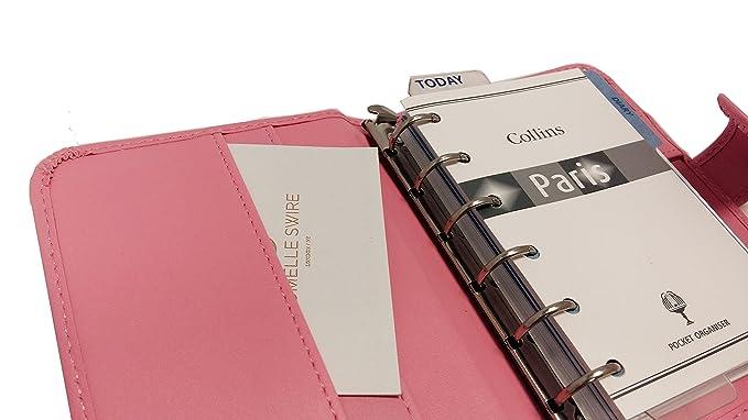 Amazon.com : Collins Paris Fashion Organiser Week to View ...