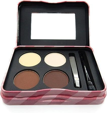 W7 | Eyebrow Kit | Brow Parlour Eyebrow Grooming Kit | Shape and Tame Your Brow: Amazon.es: Belleza