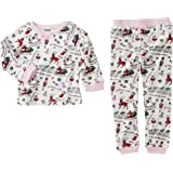 Amazon.com  Mud Pie Unisex Very Merry Sleeper (Infant)  Clothing 9a388bd1e