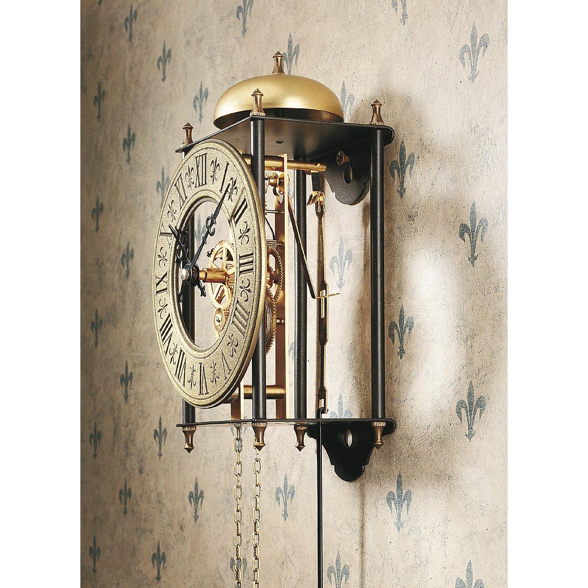 Design Toscano The Templeton Regulator Steampunk Decor Wall Clock, 66 Cm,  Metalware, Bronze Finish: Amazon.ca: Home U0026 Kitchen