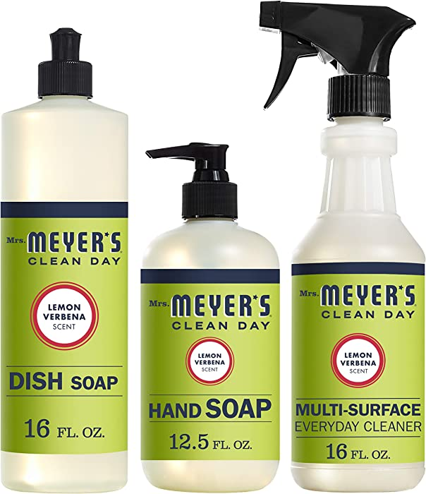 Top 4 Meyers Home Cleaning Products Bundle