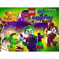 Clip: Lego D.C. Super Villains Gameplay - Zebra Gamer