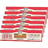 Bionaturae Spaghetti Gluten-Free Pasta   Rice and Lentil Spaghetti Pasta   Non-GMO   Lower Carb   Kosher   USDA…