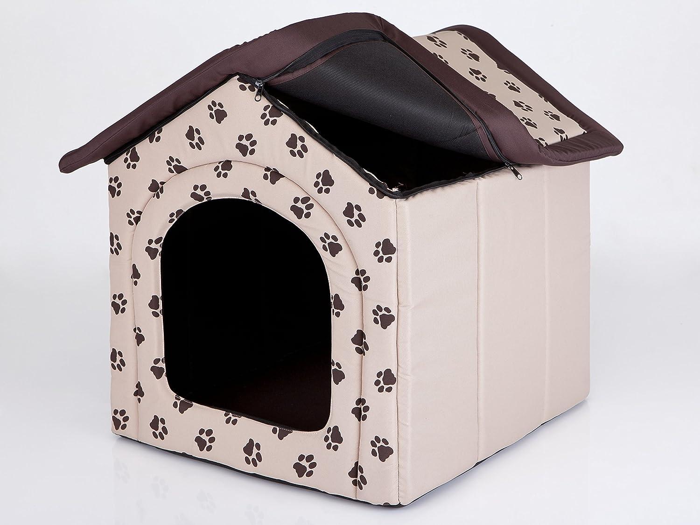 Caseta hobbydog, tamaño 2, 44 x 38 cm, aushaltbares codurastoff, lavable a 30 °C, resistencia contra arañazos, de la UE del: Amazon.es: Productos para ...