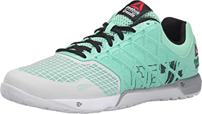 baa0acae32e196 Image Unavailable. Image not available for. Color  Reebok Womens Crossfit  Nano 4.0 Training Sneakers in Mint ...