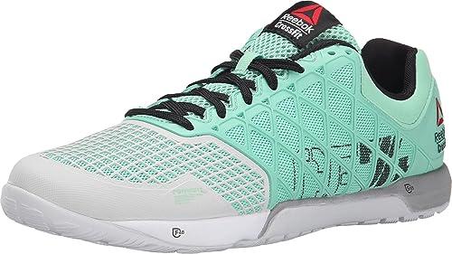 Reebok R Crossfit Nano 4.0 Neon - Zapatillas para Mujer, Color Verde, Talla 42: Amazon.es: Zapatos y complementos