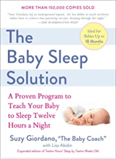5e718cc80 The Baby Sleep Solution  The stay-and-support method to help your ...