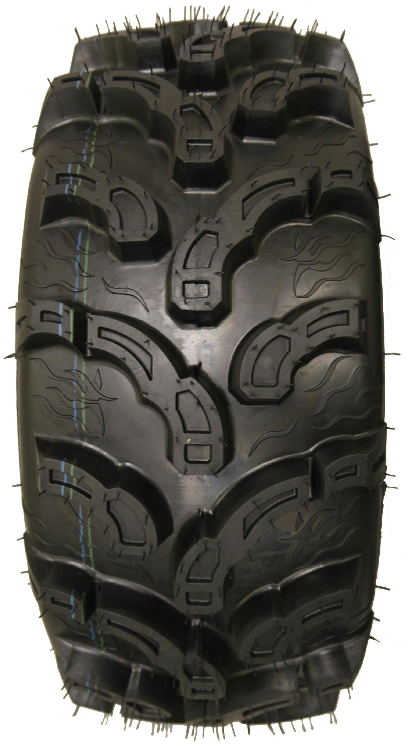 Set of 4 New Premium WANDA ATV/UTV Tires 27x9-12 Front & 27x12-12 Rear /6PR P375 10219/10220 by Wanda (Image #3)