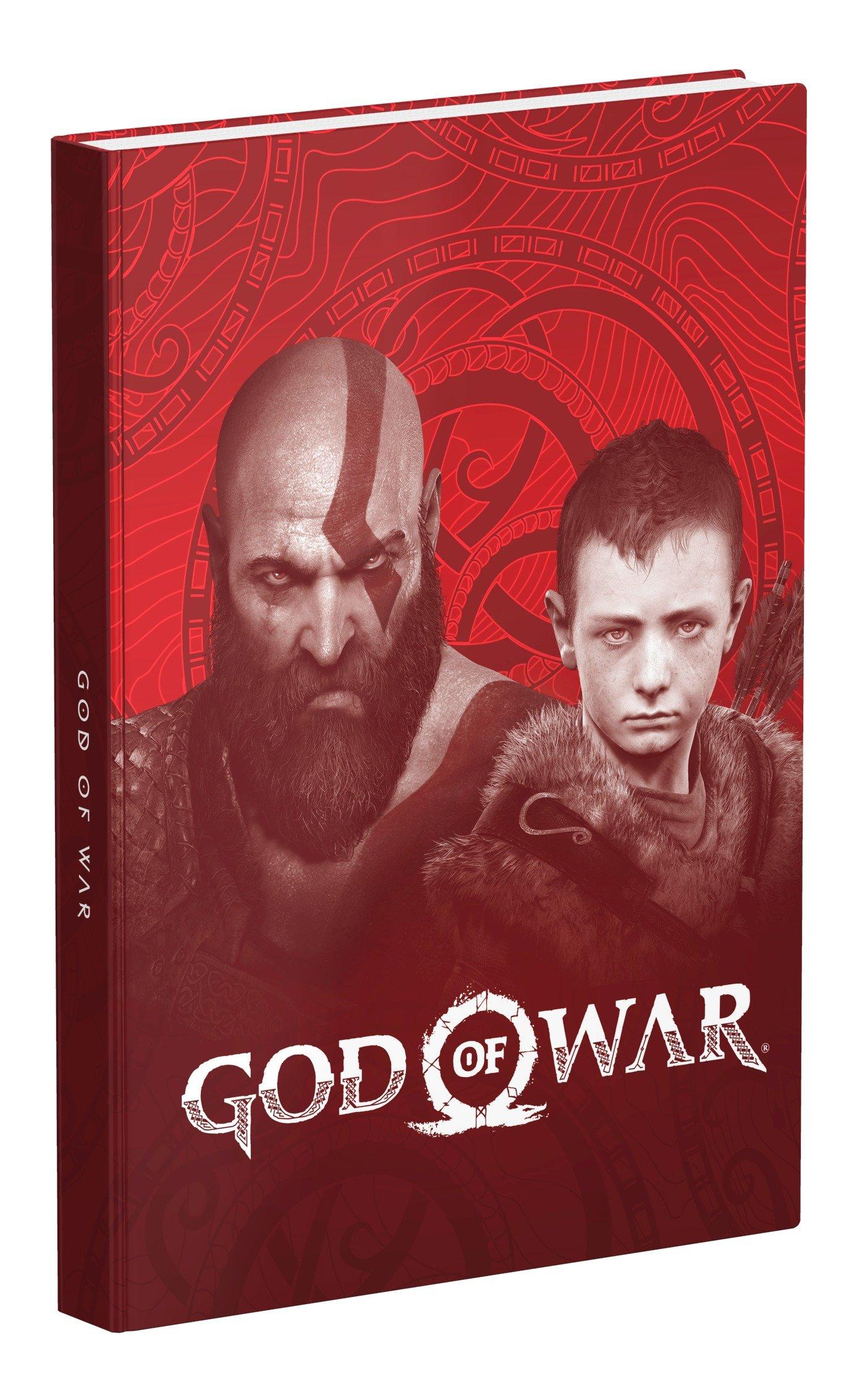 Resultado de imagen de god of war prima games collector's edition guide