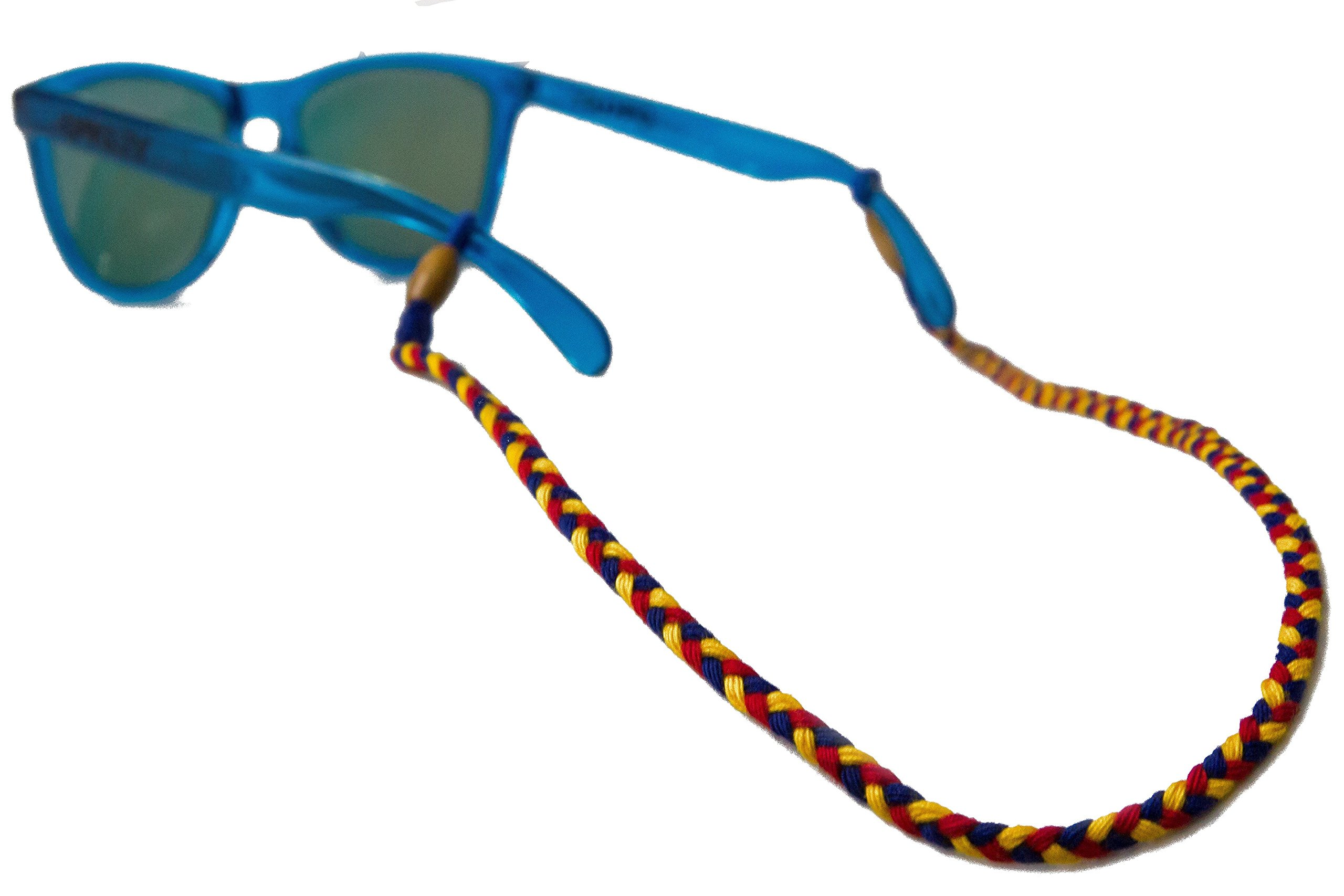 Adjustable Eyewear Retainer – Handmade Sunglass Strap Holder - Universal Fit Eyeglass Chain by Mayami