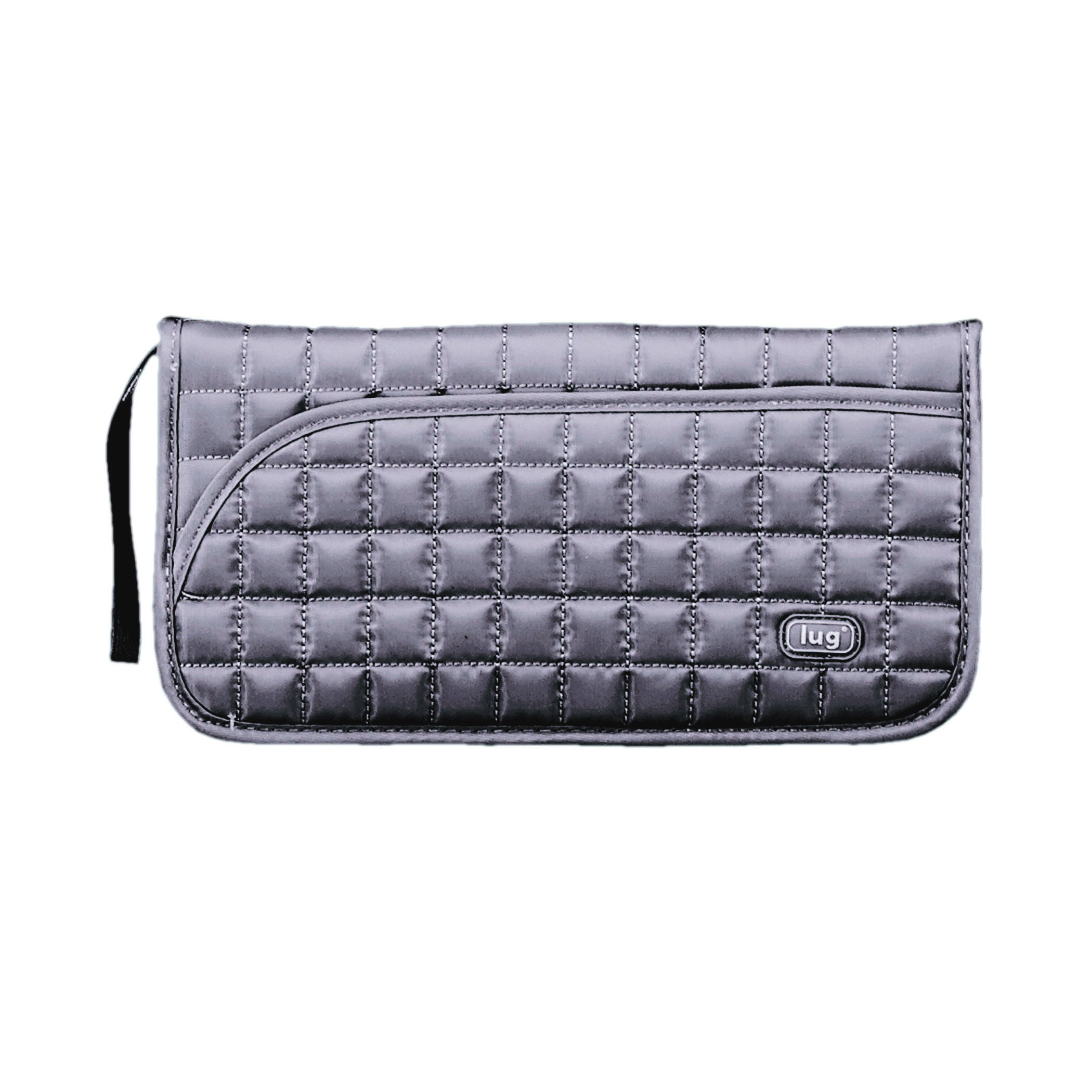 Lug Tango Travel Wallet, Pearl Grey by Lug