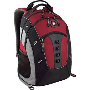 Amazon.com: SwissGear GRANITE notebook carrying backpack, 16 ...