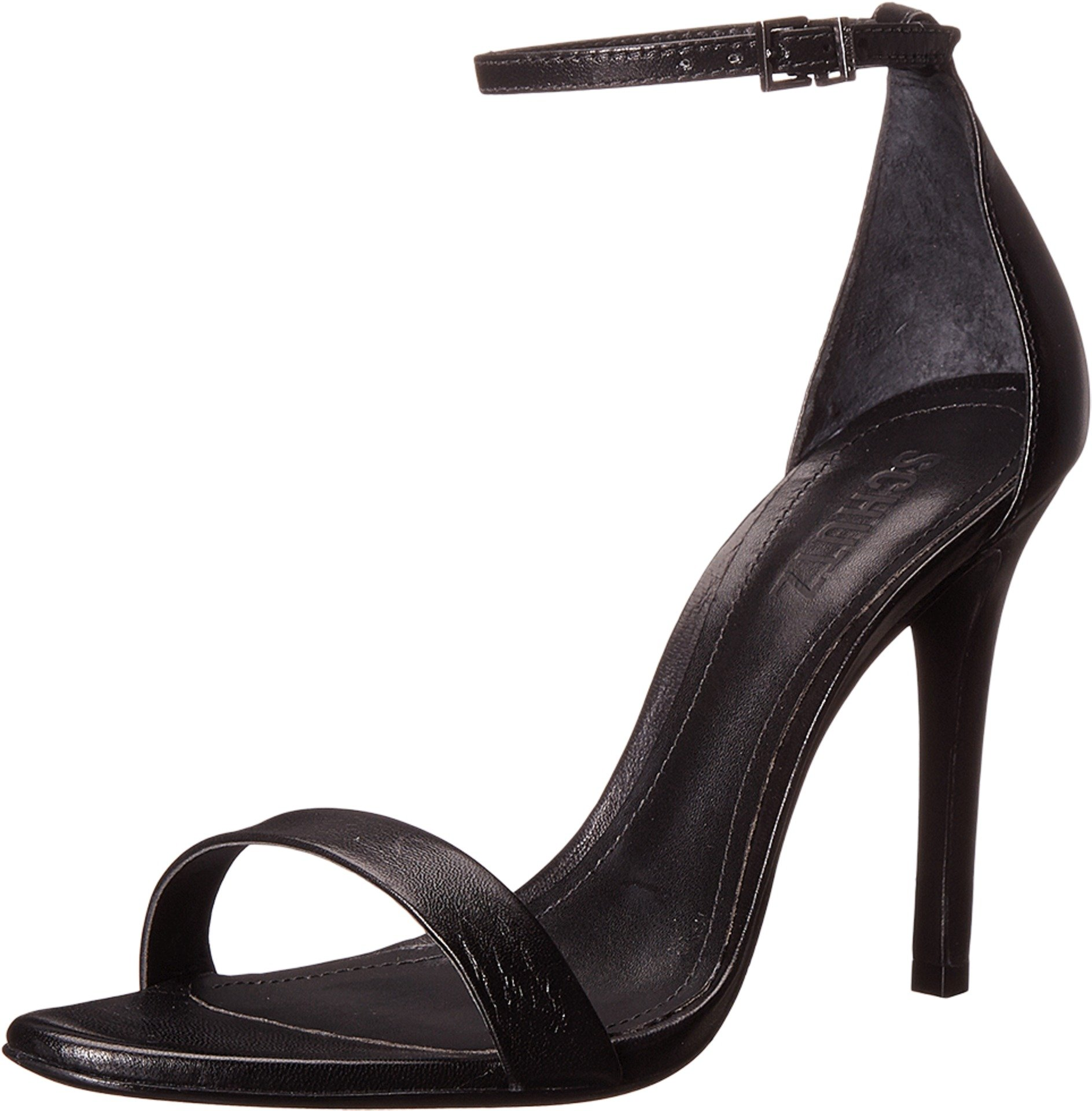 Schutz Women's Cadey-Lee Black 1 9 M US by SCHUTZ (Image #1)