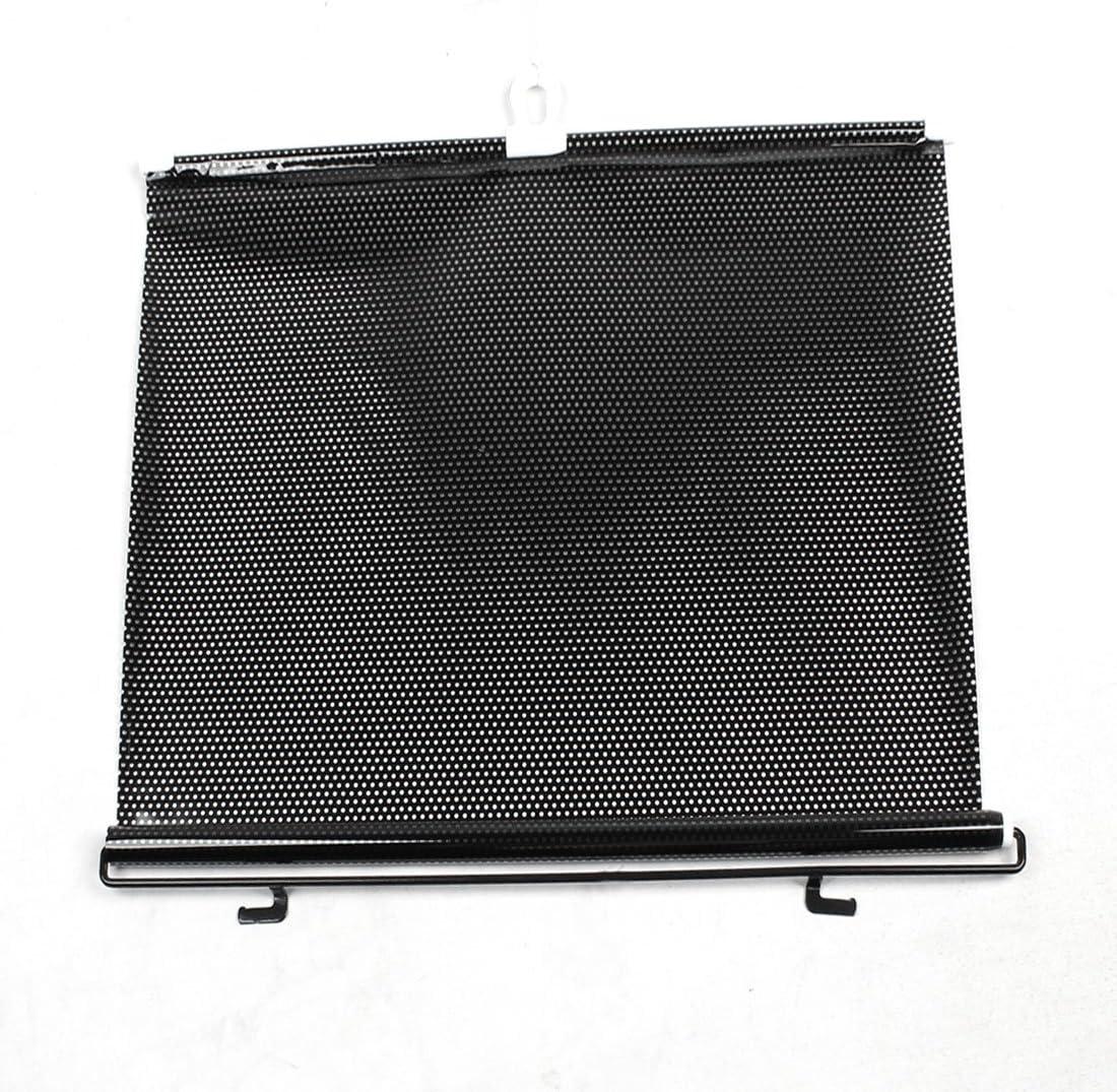 40 60cm Noir Store Enrouleur Automatique//Pare-Soleil//Rideau disolation Thermique//Bloc lat/éral de Voiture//Pare-Soleil r/étractable pour Voiture