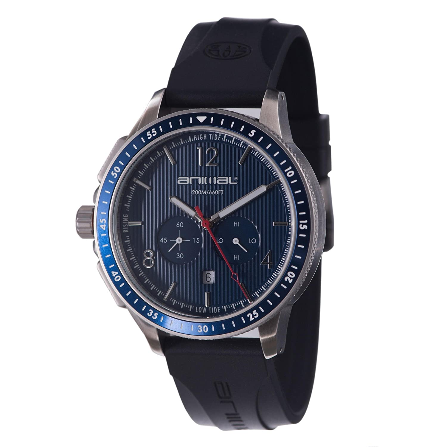 Animal Marine Tide T44 Watch - Black - Blue