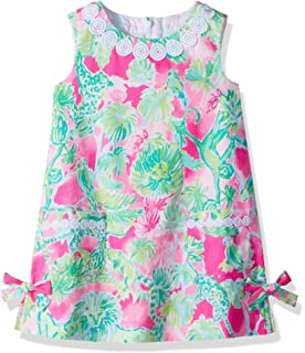 c0f6ca934ec7a3 Amazon.com: Lilly Pulitzer Kids Baby Girl's Elize Dress (Toddler ...