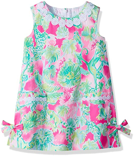 Lilly Pulitzer Little Girls Classic Shift Dress