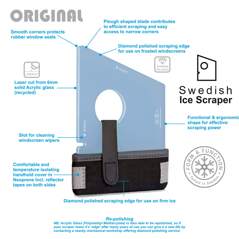 GT212-10-Pack 1 NEON MINI SCRAPER WINDOW TINTING TINT FILM FITTING TOOL