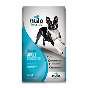 Amazon Com Nulo Adult Grain Free Dog Food All Natural Dry Pet Food