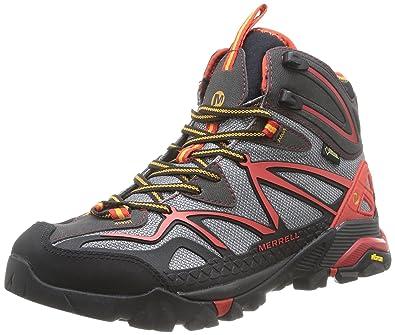 Capra Sport GTX® randonnée Merrell Hommes Chaussures, Marron, 41