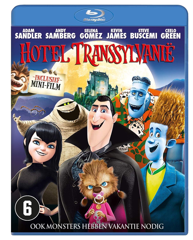 bluray - Hotel Transsylvanië (1 Blu-ray): Amazon.es: Cine y Series TV