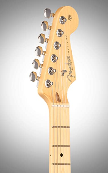 Fender American Standard Stratocaster de fresno barnizada diseño ...