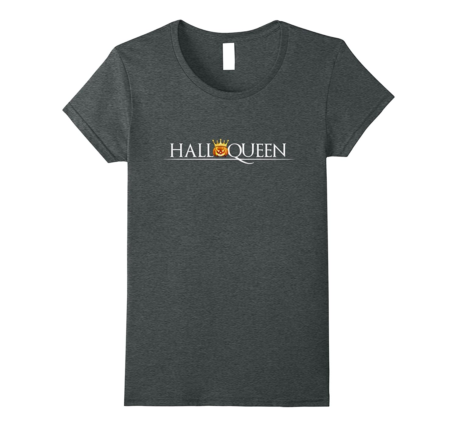 Halloqueen Shirt-Great Gifts For Halloween-Awesome Cute Tee.-BN