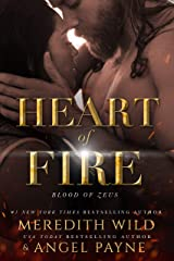 Heart of Fire: (Blood of Zeus: Book Two) (English Edition) eBook Kindle