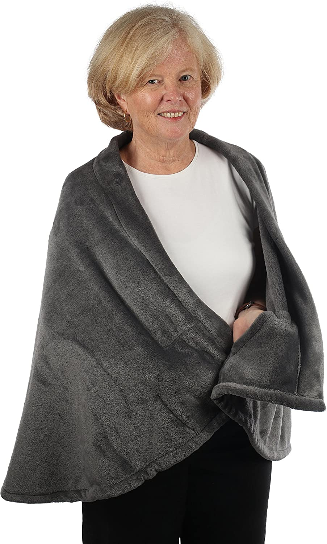 Granny Jo Products Women's Fleece Cape