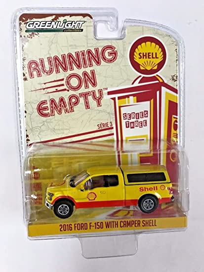 Amazon Com Greenlight 1 64 Running On Empty Series 3 2016 Ford F