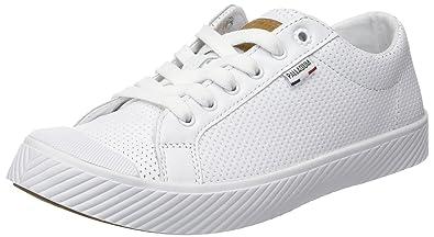 Palladium Pallaphoenix OG Leather Mixte, Baskets Femmes, (White 420), 38 EU