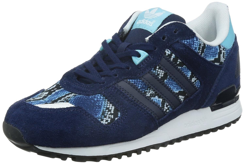 Adidas originals zx 750 grau blau gelb schuhe 55439 709