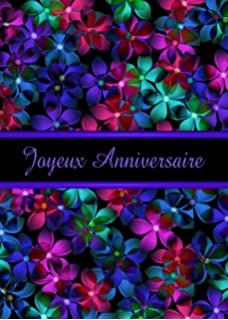 Amazon tender thoughts greeting card wedding joy to both of french happy birthday joyeux anniversaire flowers greeting card 1 m4hsunfo