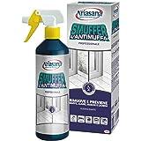 Ariasana Smuffer L'Antimuffa - Spray per rimuovere e prevenire muffe, alghe, muscoli e licheni, 500 ml