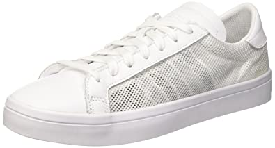 2019 Discount adidas Court Vantage Schuhe Weiß adidas