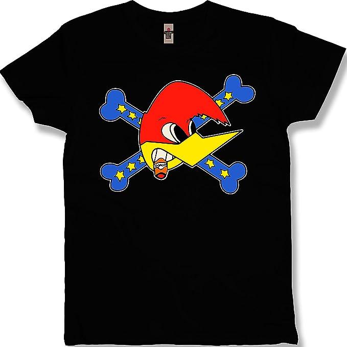 PLANETACAMISETA Camiseta Loquillo