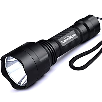 2796b19834f Canwelum Super-bright Cree LED Torch
