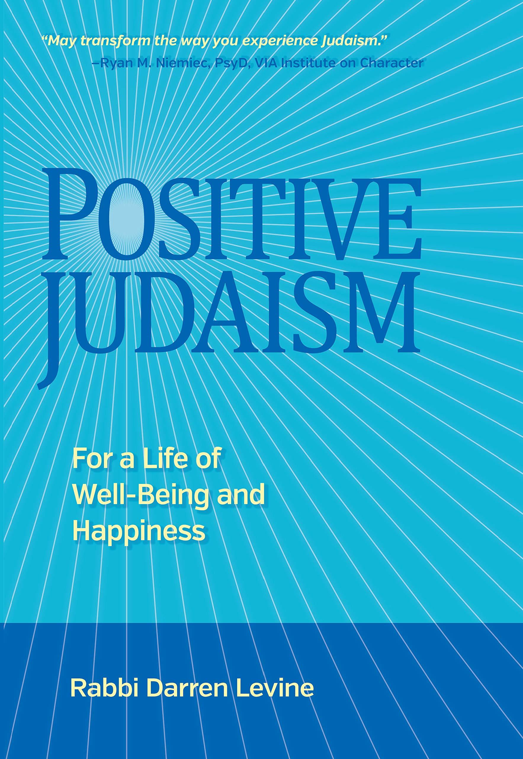Positive Judasim  English Edition