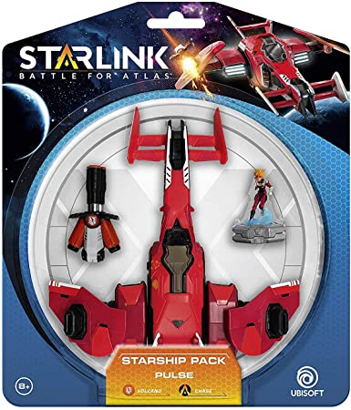 Starlink: Battle for Atlas, Starter Pack & Pack Nave Pulse: Amazon.es: Videojuegos