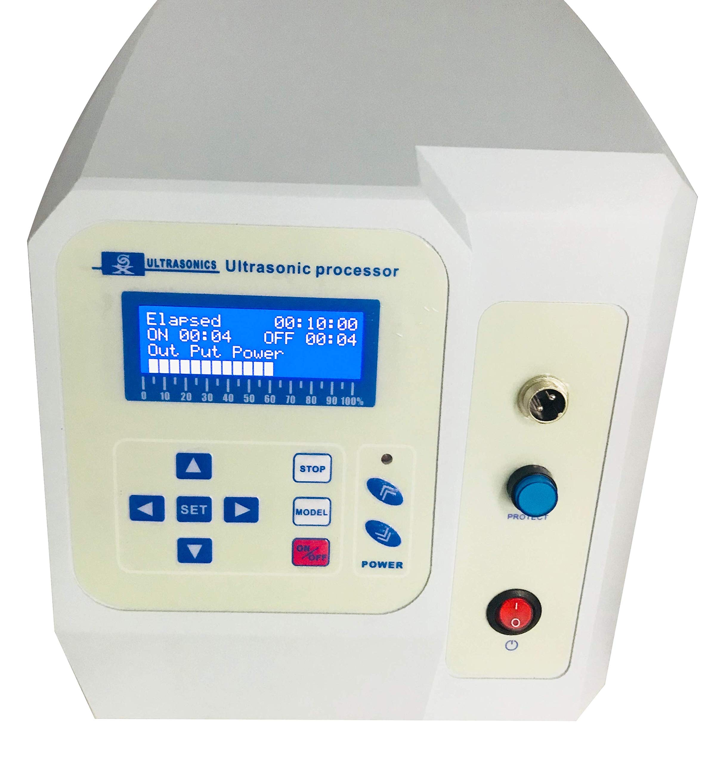 Ultrasonic Homogenizer 1800W Lab Sonicator Processor Ultrasonic Cell Disruptor Handling Capacity 100ml—3000ml by BAOSHISHAN (Image #3)