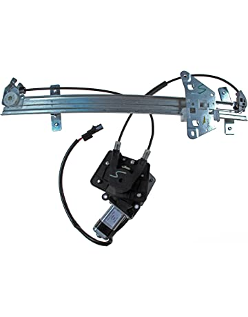 dorman 741-649 front driver side power window regulator and motor assembly  for select dodge