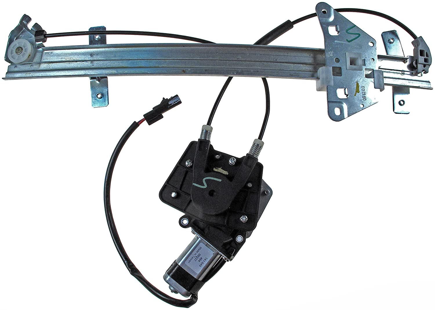 Amazon.com: Dorman 741-649 Front Driver Side Window Regulator with Motor  for Select Dodge Trucks: Automotive