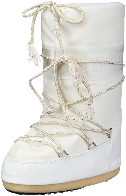 96144086ee7e Moon Boot Tecnica Delux Snow Boots Womens: Amazon.co.uk: Shoes & Bags